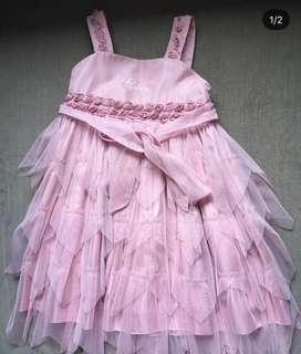 Authentic Barbie Tutu Size 4t