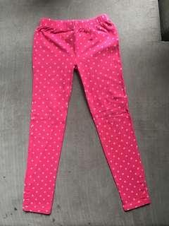 Gap Overruns Girls Leggings Size 8