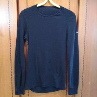 🚚 瑞士 Odlo 保暖排汗長袖衛生衣(XS)