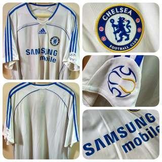 Chelsea Adidas Away Kit 2006-2007 Jersey Size XL Men Original