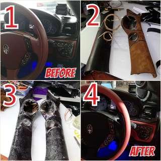 (Pls Read the post) - Car Interior Makeover Services