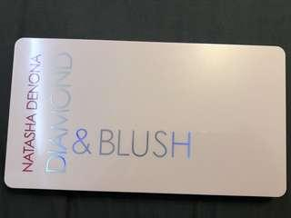 Authentic Natasha Denona Diamond & Blush Palette