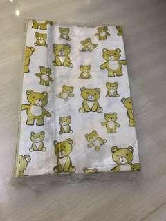 Gold bear plastic bags (approx 1kg)