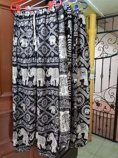 BN Rubberized Drawstring Elephant Pants (5 Designs)