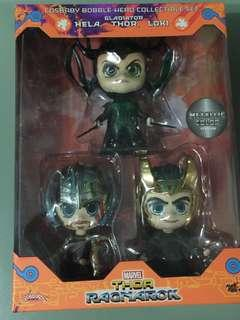Cosbaby Bobble-Head Collection Set