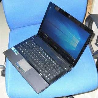 Asus i5 laptop
