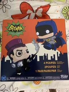 Funko Batman figures