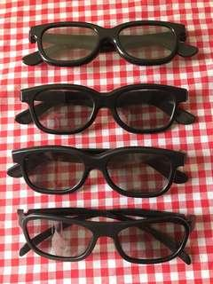 3D glasses ($10@)