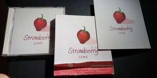 絕版 愛草莓 情歌2CD34首