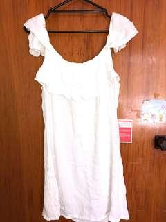 Off Shoulder dress Size 14