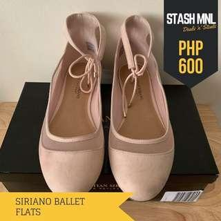 Christian Siriano Pink Ballet Flats