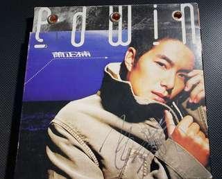蕭正楠 親筆簽名版CD VCD