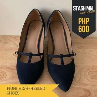 Fioni High-Heeled Shoes