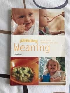 Practical Parenting : Weaning by Sara Lewis