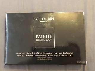 Authentic Guerlain Electric Look Palette