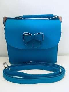 Instax Mini Camera Leather Bag (with side pocket)