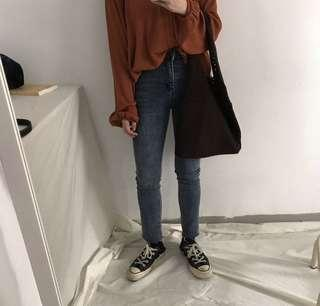 轉賣❤️Roomee超顯瘦牛仔褲