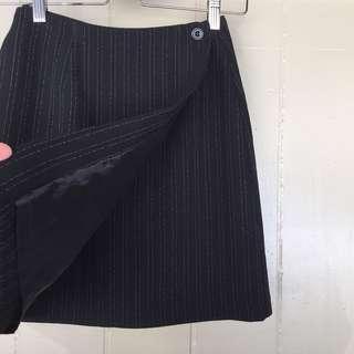 Mini wrap sportsgirl skirt