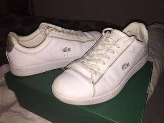 Lacoste White Sneakers