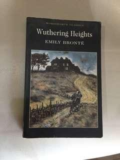 Wuthering Heights by Emily Bronte (Wordsworth Classics)
