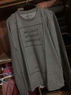 Parachute Basic Grey Sweater