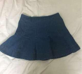 #MY1212 demon skort