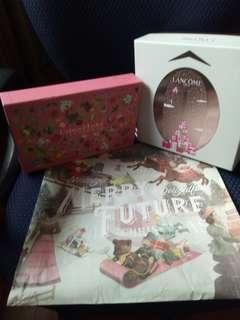 Crabtree n Evelyn n Lancome Boxes, empty + 🎁