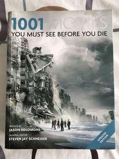 1001 Movies You Must See Before You Die  - General Editor: Steven Schneider