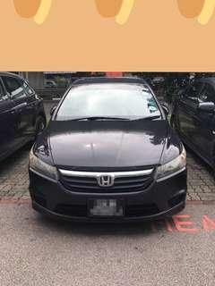 Honda Stream RSZ 1.8A with sunroof