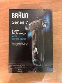 Braun Series 7 740-7