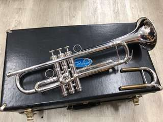 ammoon Bb Calvary Trumpet, Music & Media, Music Instruments