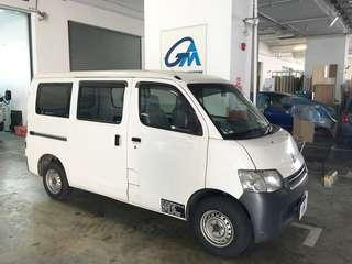 TOYOTA TOWN ACE 1.5 DX A