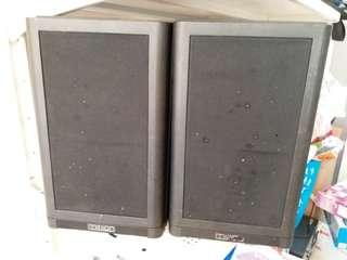 Speaker rare brand mission made in england