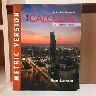 🚚 Calculus 10/E 微積分 第十版 原文書