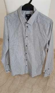 H&M Slim Fit Shirt for Teen/Adult