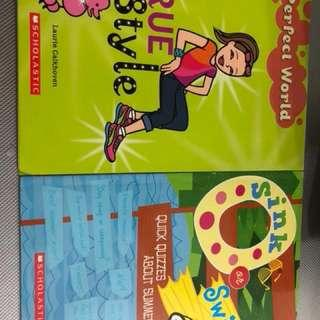 Quiz Books For Kids by Scholastic