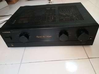 Pioneer amplifier rare product