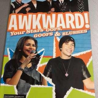Scholastic: Awkward ! Your Star's OOPS, GOOFS & BLUSHES