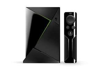 Nvidia Shield TV 2017 + Remote