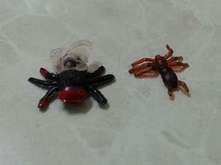 仿真蒼蠅及螞蟻昆蟲
