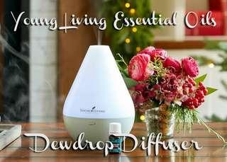 For sale young living dewdrop home diffuser