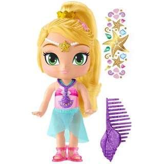 Fisher-Price Nickelodeon Shimmer & Shine, Genie Beach Leah