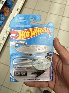 Hot Wheels Star Trek Enterprise