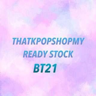 BT21 items