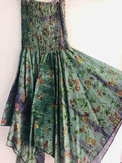 Boobtube vintage dress