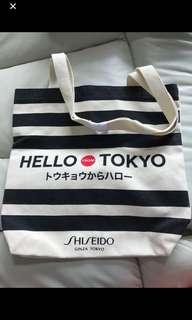Shiseido 帆布袋