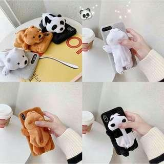We Bare Bears Casing With Pouch