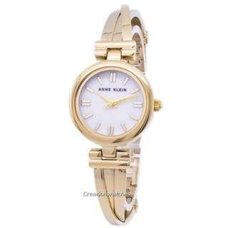 🚚 Anne Klein Quartz 1170MPGB Women's Watch