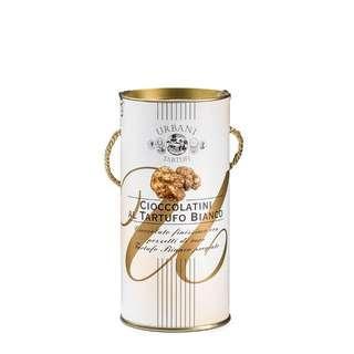 【一井水產】義大利 URBANI 白松露巧克力 75g/罐 $680