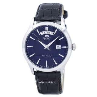 🚚 Orient Classic Automatic FEV0V003DH Men's Watch